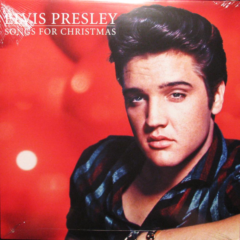 Presley - Elvis Presley - Songs For Christmas Elvis_presley_songs_f8muxa