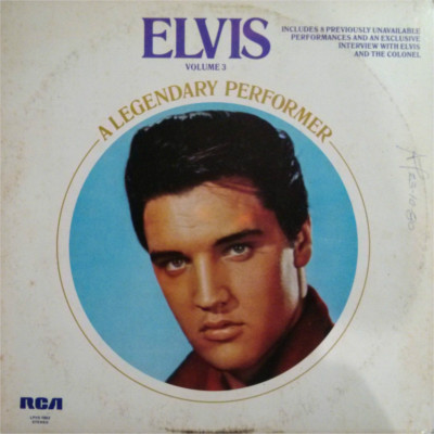Diskografie USA 1954 - 1984 Elvisalegendaryperforh5ssc