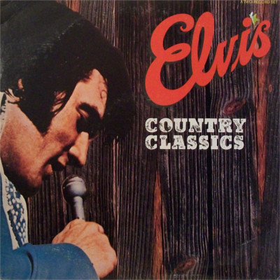 Diskografie USA 1954 - 1984 Elviscountryclassicsq8s64