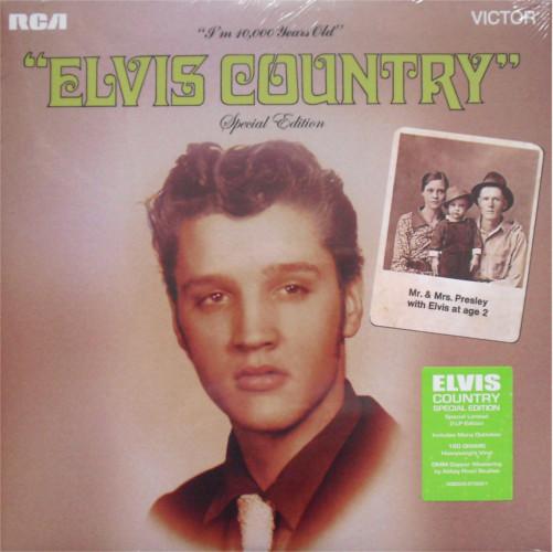 Diskografie (FTD Vinyl) 2009 - 2019 Elviscountryftdr4s77
