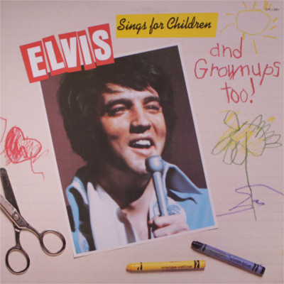 Diskografie USA 1954 - 1984 Elvissingsforchildrend5shz