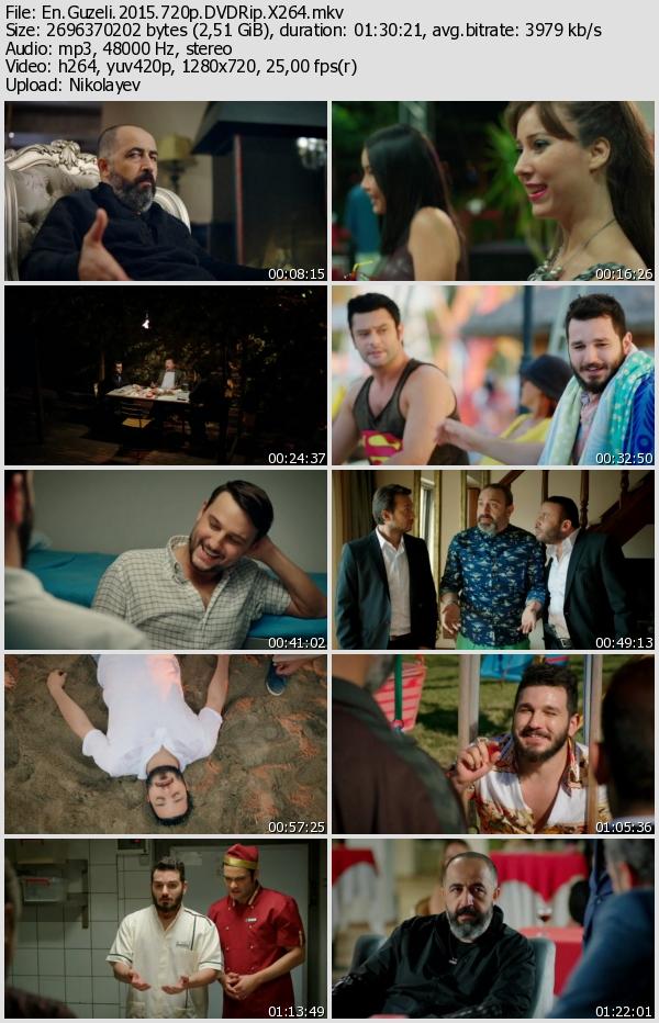En Güzeli 2015 ( 720p DVDRip ) Yerli Film BluRay Dual Türkçe Dublaj Film indir, Film-Rip.Com Film indir