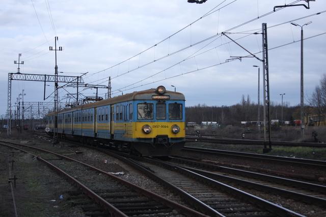 EN57-908rb Kostrzyn
