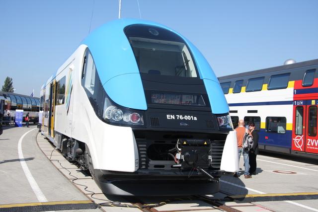 EN 76-001a Innotrans Berlin
