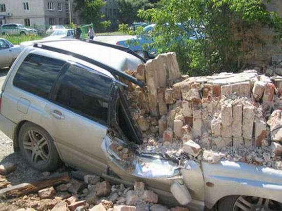 Wypadki samochodowe 46