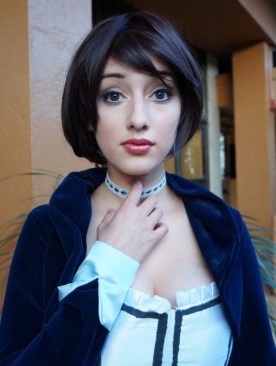 Dziewczyny i cosplay #10 9