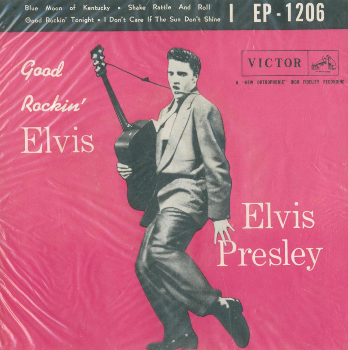 Diskografie Japan 1955 - 1977 Ep-1206fesup