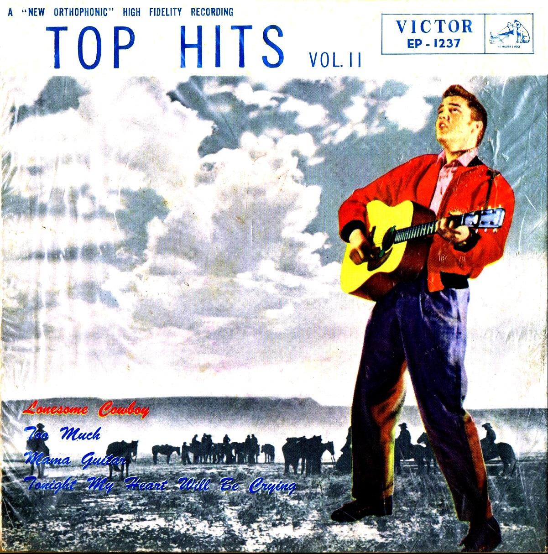 Diskografie Japan 1955 - 1977 Ep-1237cnsif
