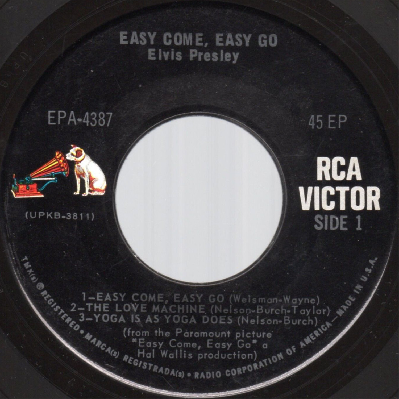 EASY COME, EASY GO Epa-4387c9ay32