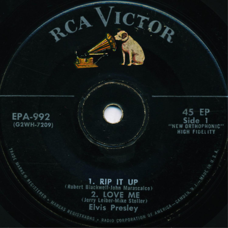 ELVIS VOL. 1 Epa-992aozxxf