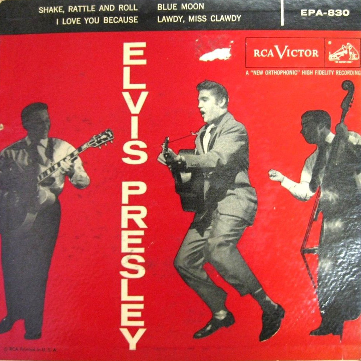 Presley - ELVIS PRESLEY Epa830aijr2l
