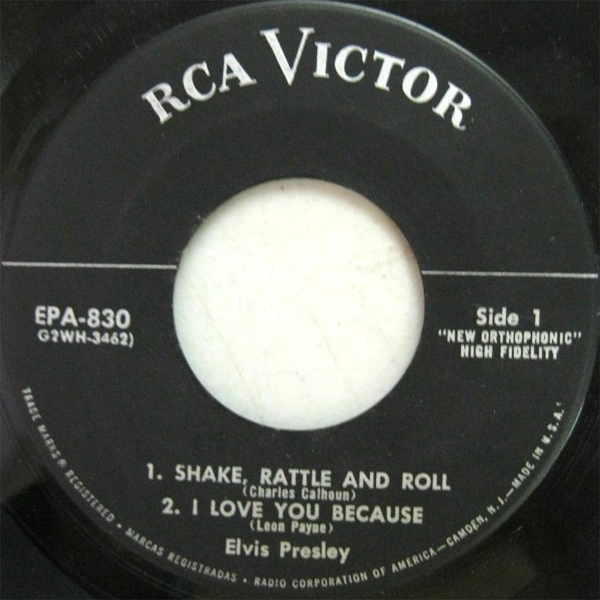 Presley - ELVIS PRESLEY Epa830c9jom0