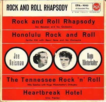 Diskografie Deutschland 1956 - 1977 Epa9503s4s86