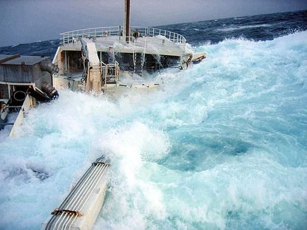 Wypadki na morzu 6