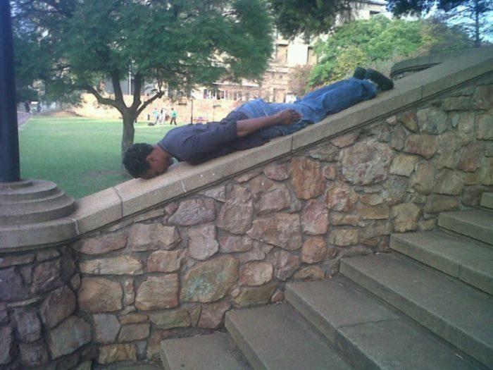 Planking - zabawa w leżenie 35