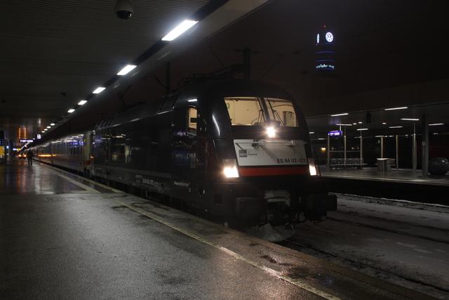 ES 64-U2-072 Hannover Hbf