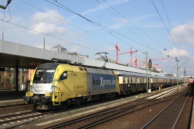 ES 64 U2-015 Hannover Hbf