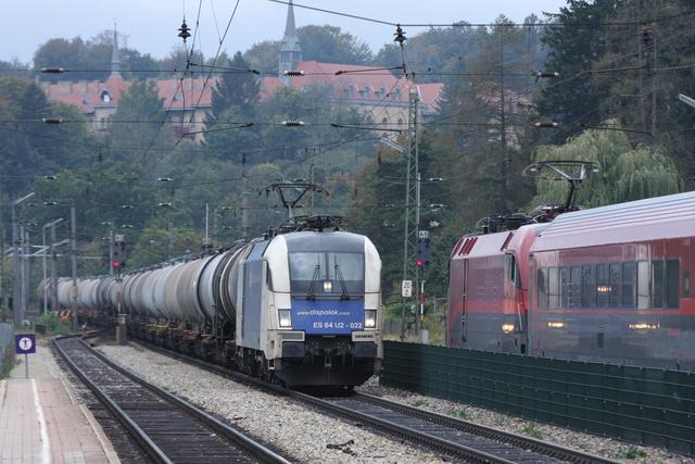 ES 64 U2-022 Tullnerbach-Pressbaum
