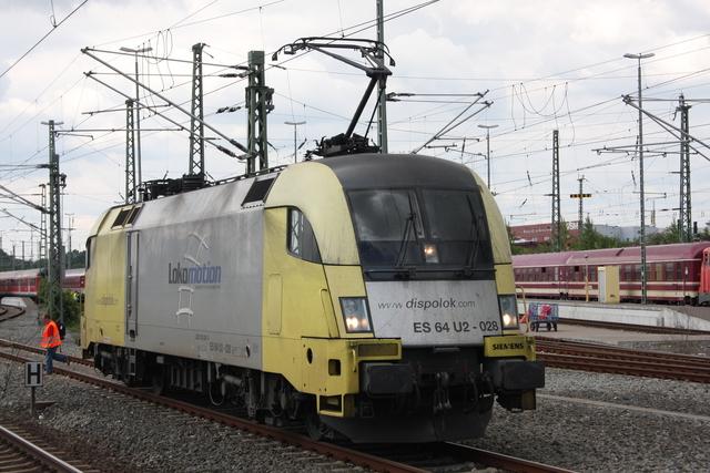 ES 64 U2-028 Solo Hannover-Nordstadt
