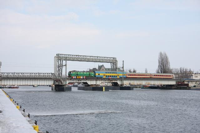ET22-800 Szczecin Oderbrücke
