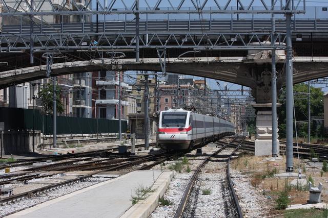 ETR 485 016 BAC Bari Centrale