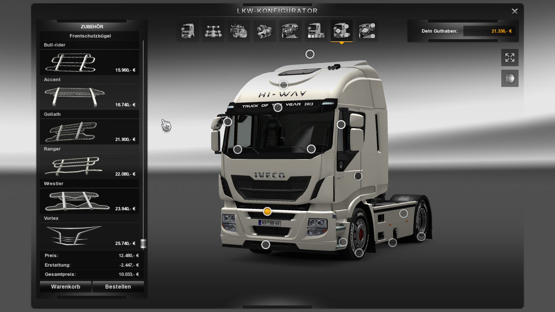 [ETS2] All open Iveco Hiway Ets2_00006xmaj8