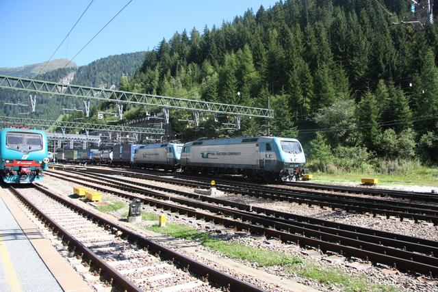 EU43-005TT + EU43-001RT Brennero-Brenner