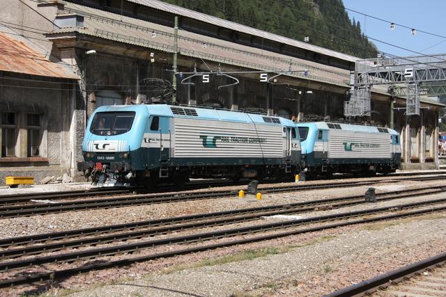 EU43-008RT + EU43-006RT Brennero Brenner