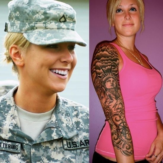 Odważne tatuaże #4 45