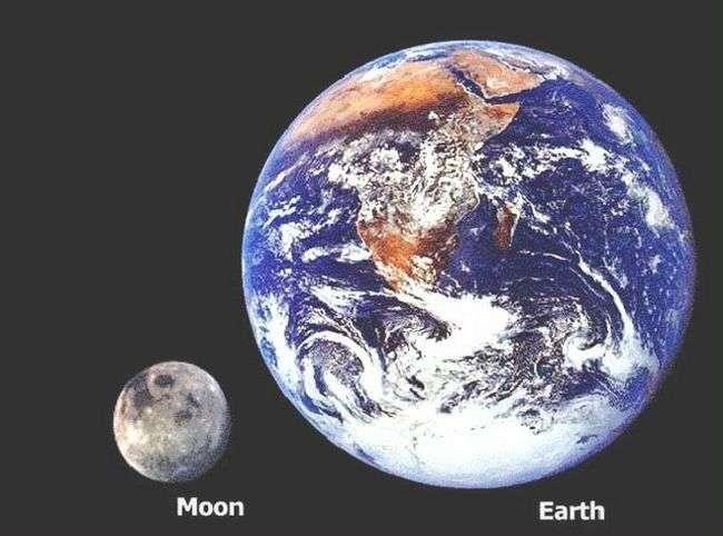 Wszechświat: jak mali jesteśmy 1