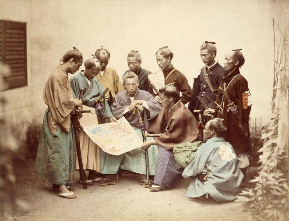 Samurajowie 31