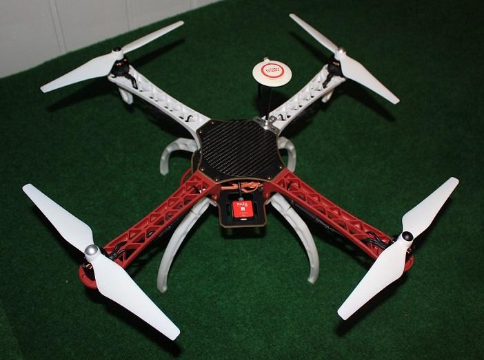 LED X2 5V Motorhalterung Licht für Multicopters Drohnen RC Helikopter