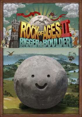 [PC] Rock of Ages 2: Bigger & Boulder (2017) Multi - SUB ITA