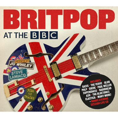 VA - Britpop at the BBC [3CD] (2014) ,mp3 - 320kbps