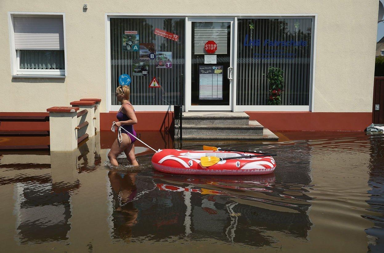 Powódź z dystansem 3