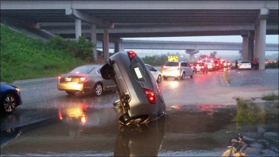 Toronto pod wodą 3