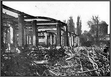 Wrocław  1945 Zniszczenia 19