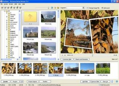 PicturesToExe Deluxe v9.0.20 + Portable Multilingual