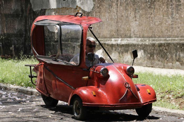Najdziwniejsze pojazdy #5 5