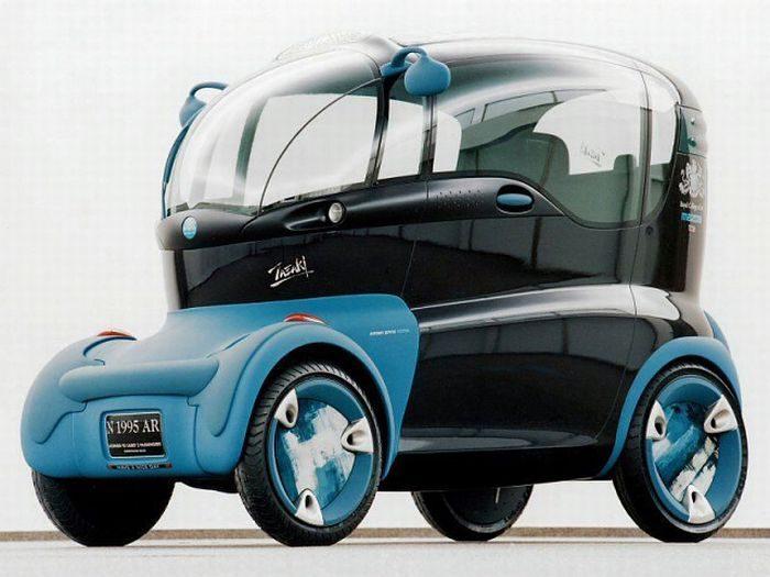 Japońskie samochody koncepcyjne 31