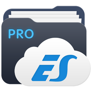 [Android] ES File Explorer Pro v1.0.5 (Patched) + Material Theme Pro 2.0.3 .apk
