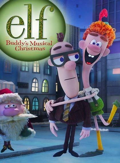 Elf: Yılbaşı Şarkısı – Elf: Buddy's Musical Christmas 2014 WEB-DL XviD Türkçe Dublaj – Tek Link