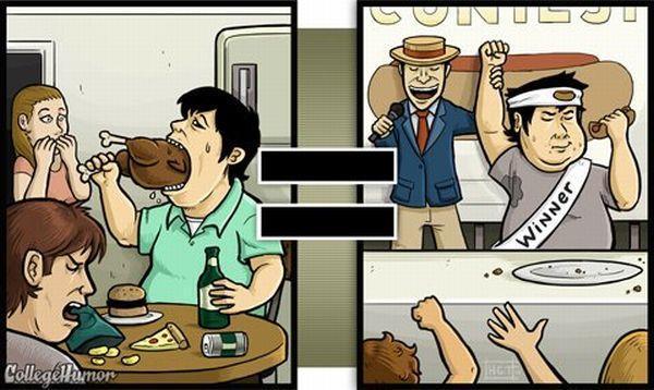 Świat po pijaku 13