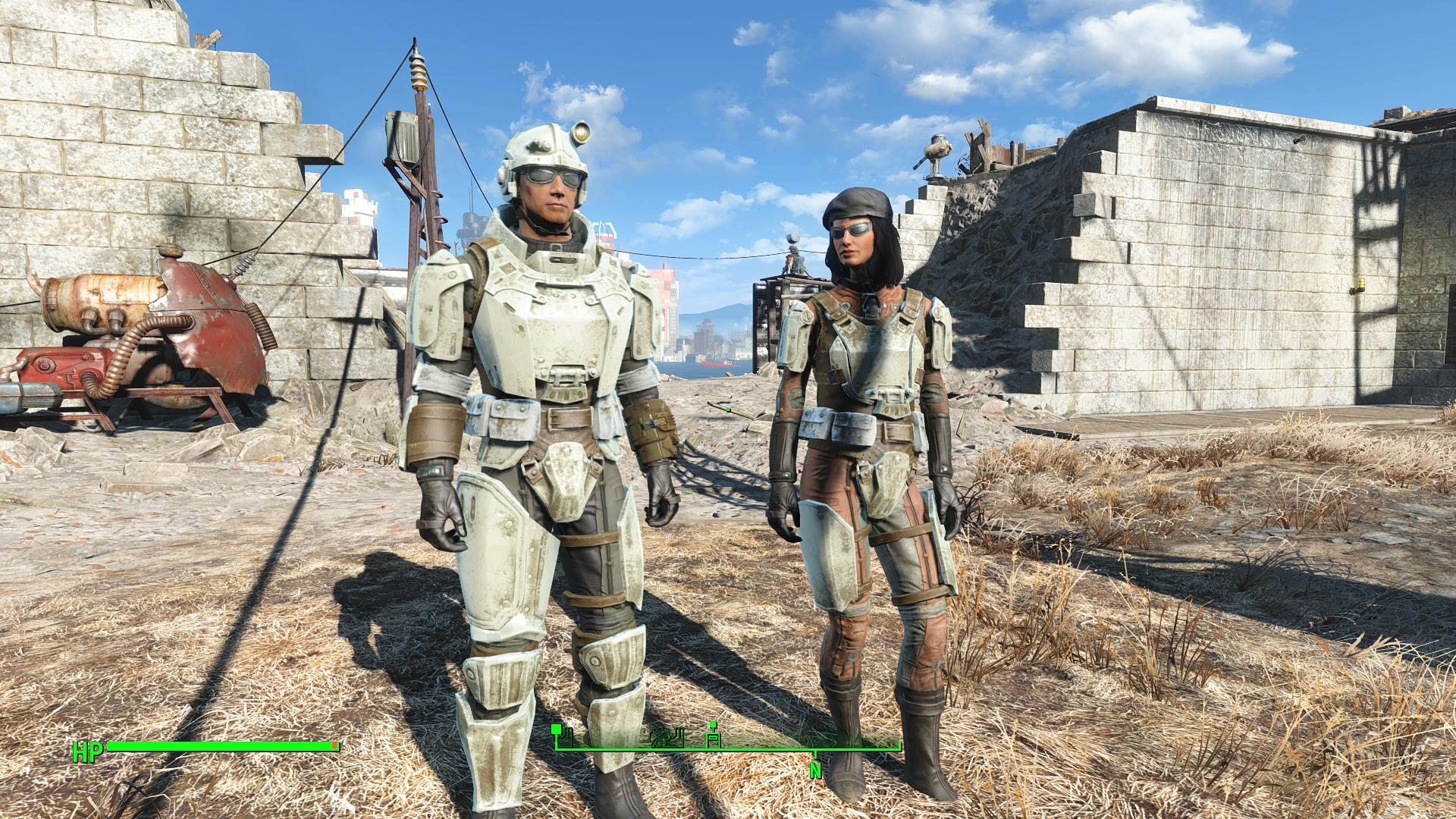 bat Armor Fallout 4 Polymer Related Keywords & Suggestions