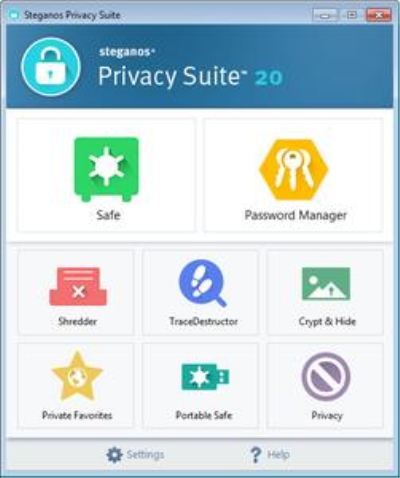 download Steganos Privacy Suite 20.0.5 Rev 12419