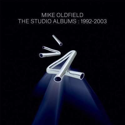 Mike Oldfield - The Studio Albums 1992 - 2003 [8CD Box Set] (2014)