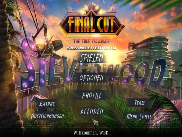 Final Cut 4 - The True Escapade Sammleredition [DE]