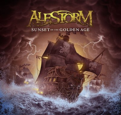 Alestorm - Sunset on the Golden Age (2014) .mp3 - 320kbps