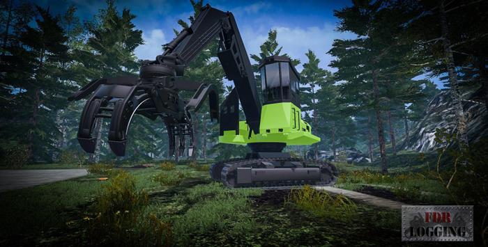 Fdr Logging – Butt N Top Loader
