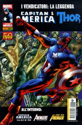 I Vendicatori La Leggenda - Volume 7 - Captain America (2011)